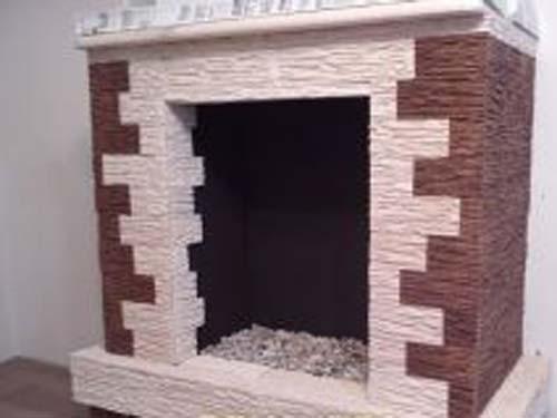Камин угловой из гипсокартона своими руками пошаговая инструкция фото