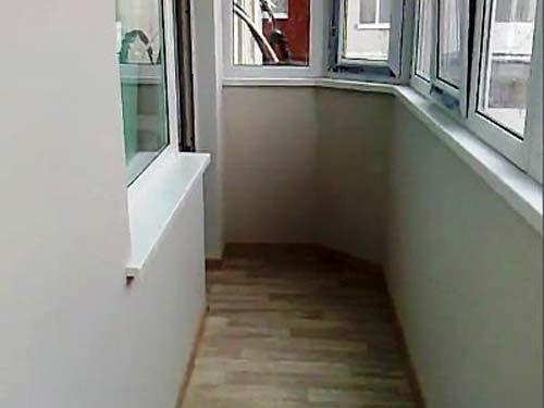 Как утеплить пол на балконе своими руками.